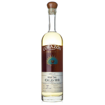 Corazon Expresiones Old 22 Anejo Tequila