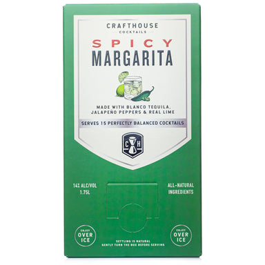 Crafthouse Cocktail Spicy Margarita