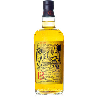 Craigellachie 13 Year Single Malt Scotch