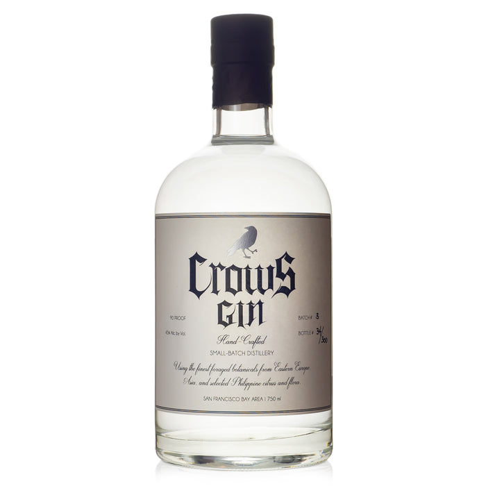 Crows Small Batch Gin