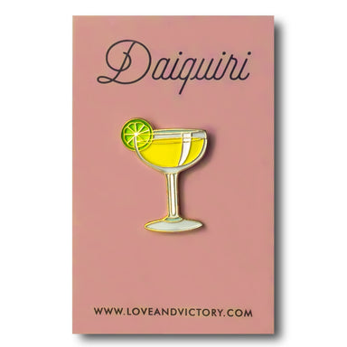 Daiquiri Pin