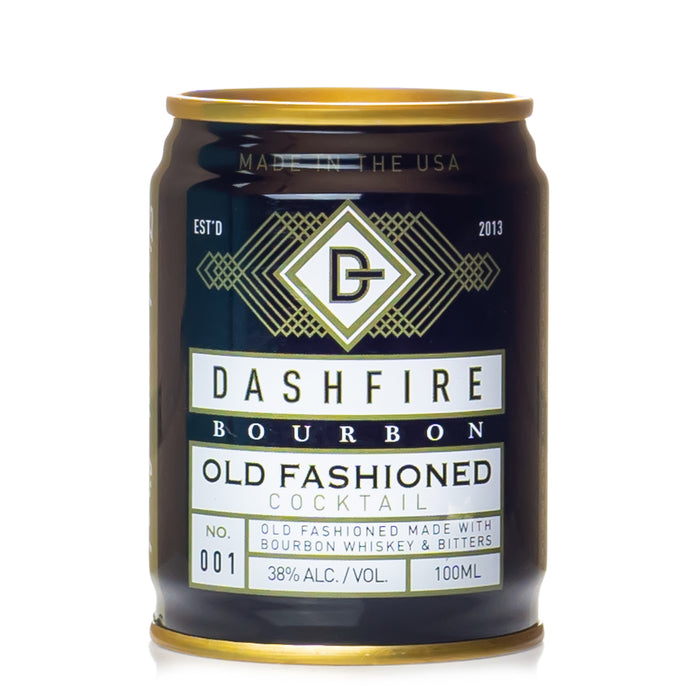 Dashfire Bourbon Old Fashioned