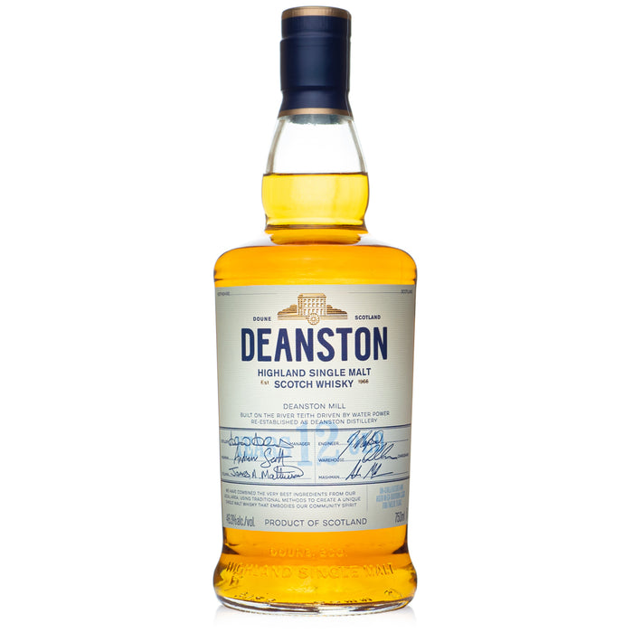 Deanston 12 Year Single Malt Scotch