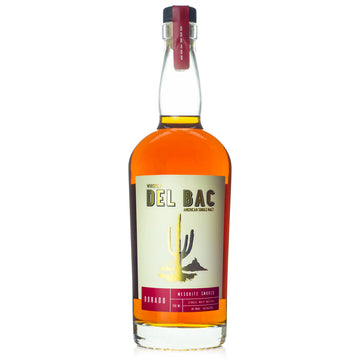 Del Bac Dorado Single Malt Whiskey