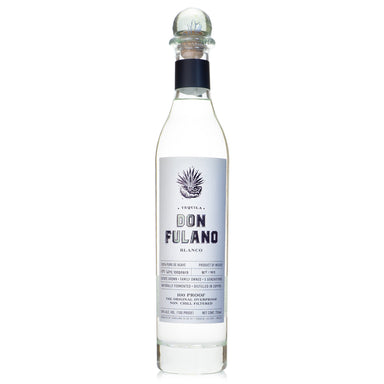 "Don Fulano ""Fuerte"" Blanco 100 Proof Tequila"