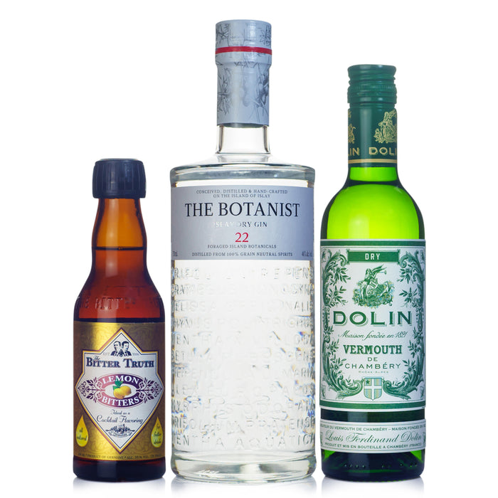 Dry Martini Cocktail Kit