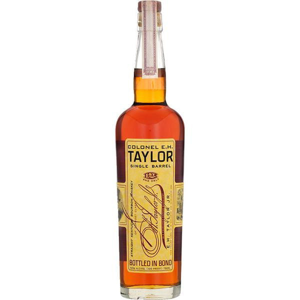 EH Taylor Single Barrel Bottled in Bond Bourbon