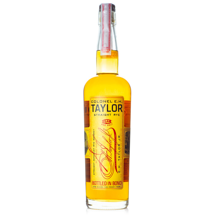 EH Taylor Bottled in Bond Straight Rye Whiskey