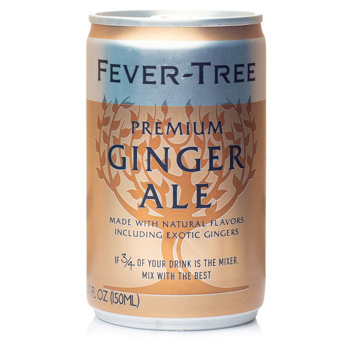 Fever Tree Ginger Ale Can