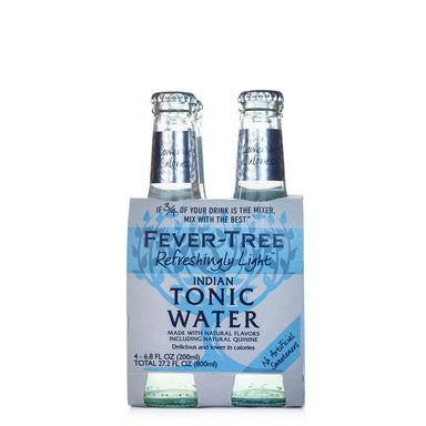 Fever Tree Refreshingly Light Indian Tonic