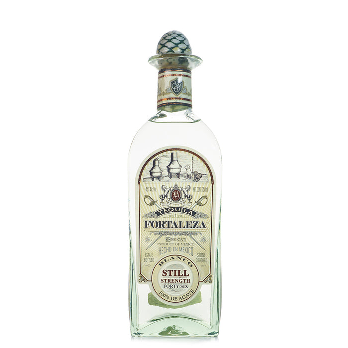Fortaleza Still Strength Blanco Tequila