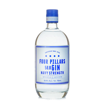 Four Pillars Navy Strength Gin