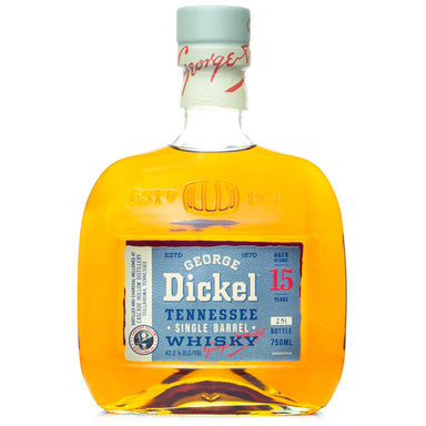 George Dickel Single Barrel 15 Year Whiskey