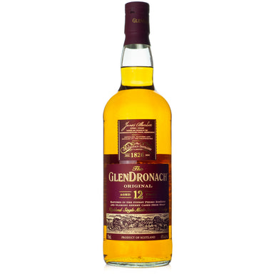 GlenDronach 12 Year Original Single Malt Scotch