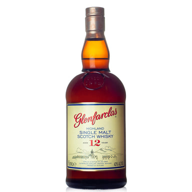 Glenfarclas 12 Year Single Malt Scotch