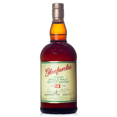 Glenfarclas 21 Year Single Malt Scotch