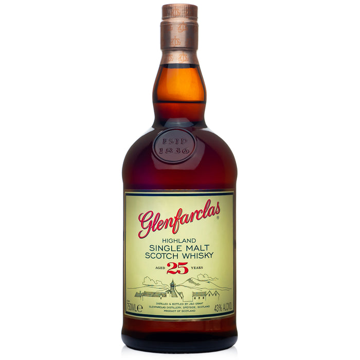 Glenfarclas 25 Year Single Malt Scotch