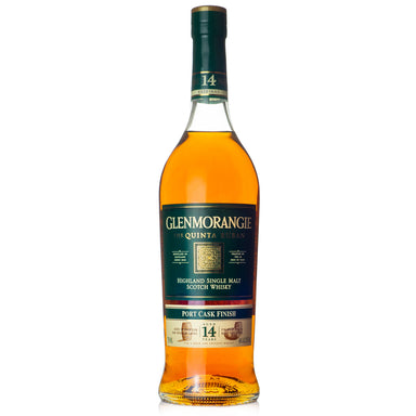 Glenmorangie 14 Year Quinta Ruban Single Malt Scotch