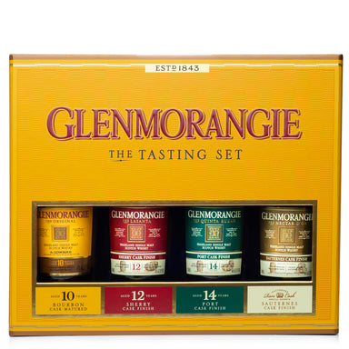 Glenmorangie Single Malt Scotch Tasting Set