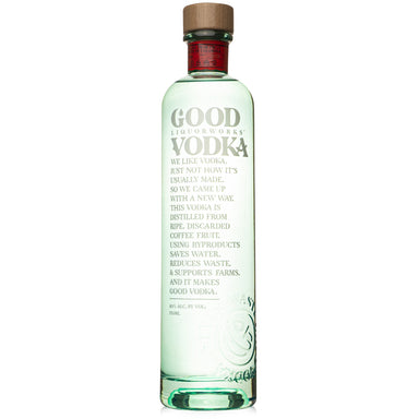 Good Vodka