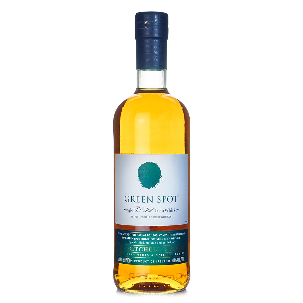 Green Spot Pot Still Irish Whiskey