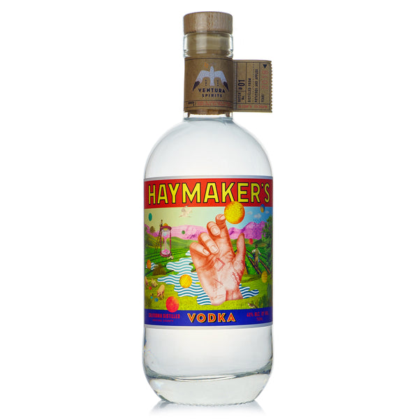 Haymaker's Vodka