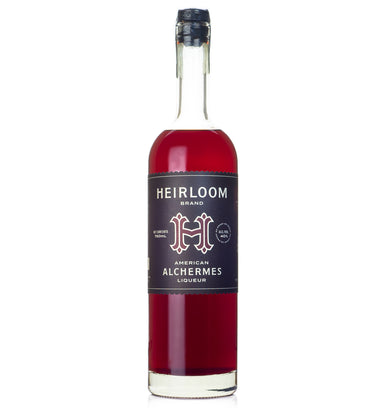 Heirloom American Alchermes Liqueur
