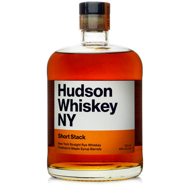 Hudson Short Stack Maple Cask Rye Whiskey