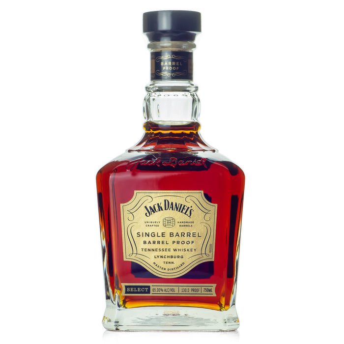 Jack Daniel's Barrel Proof Single Barrel Tennessee Whiskey