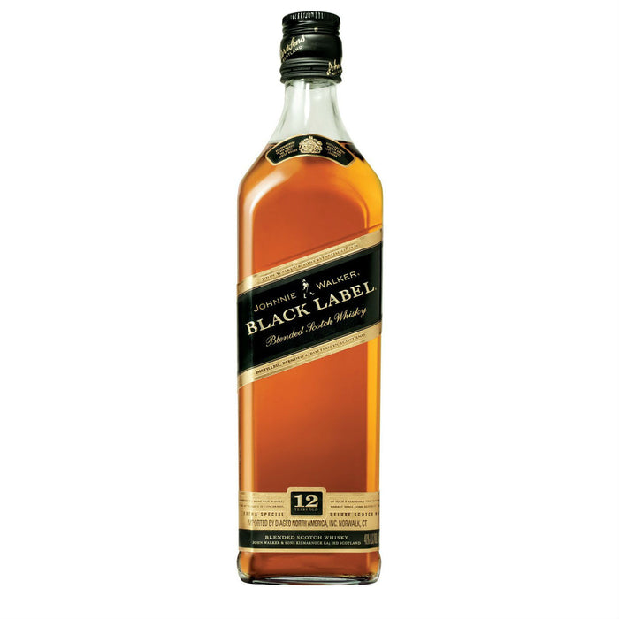 Johnnie Walker Black Blended Scotch