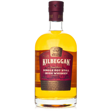 Kilbeggan Single Pot Still Irish Whiskey