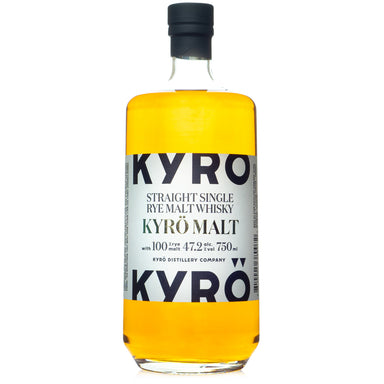 Kyro Single Rye Malt Whisky