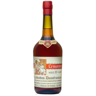 Lemorton 25 Year Calvados Domfrontais