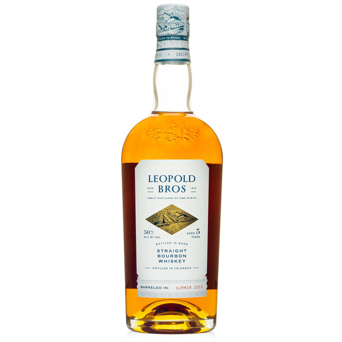 Leopold Bros Bottled in Bond 5 Year Bourbon