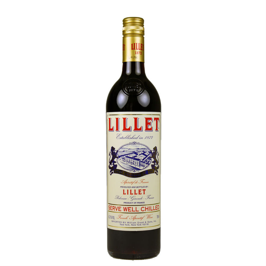 Lillet Red Aperitif