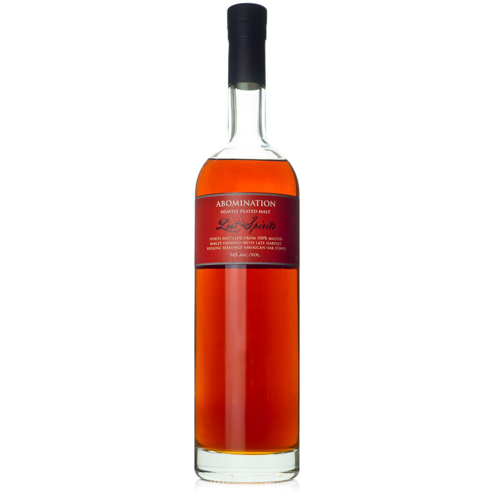 Lost Spirits Abomination 'The Crying of the Puma' Whiskey