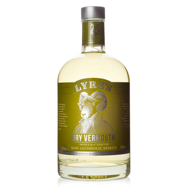 Lyre's Dry Vermouth Alcohol Free Spirit