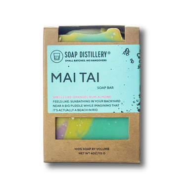 Mai Tai Soap Bar