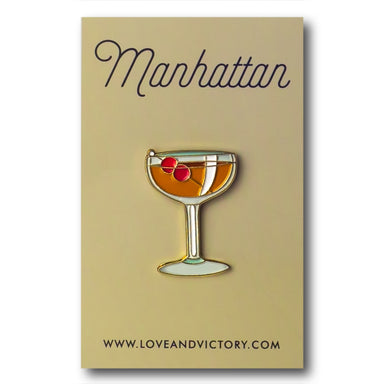 Manhattan Pin