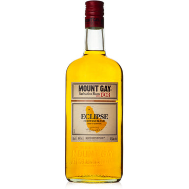 Mount Gay Eclipse Heritage Rum