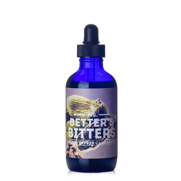 Ms Betters Black Pepper Cardamom Bitters
