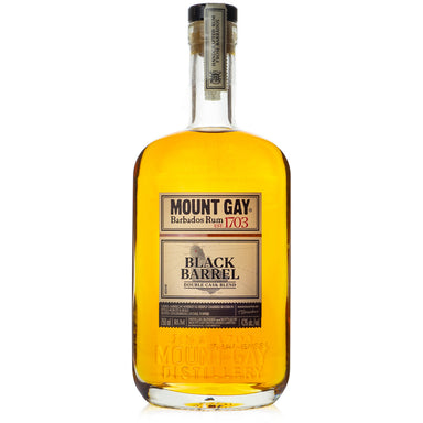 Mount Gay Black Barrel Double Cask Rum