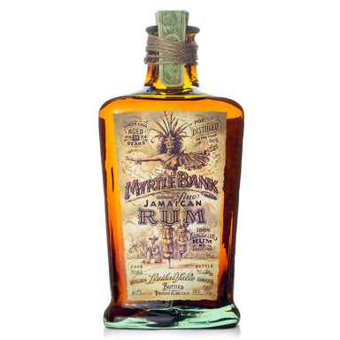 Myrtle Bank 10 Year 120 Proof Jamaica Rum