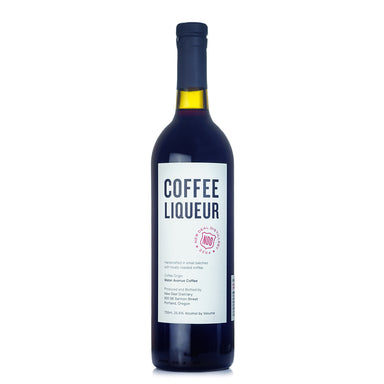 New Deal Coffee Liqueur
