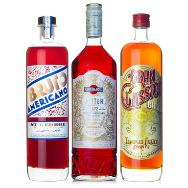 The Not Campari Negroni Set