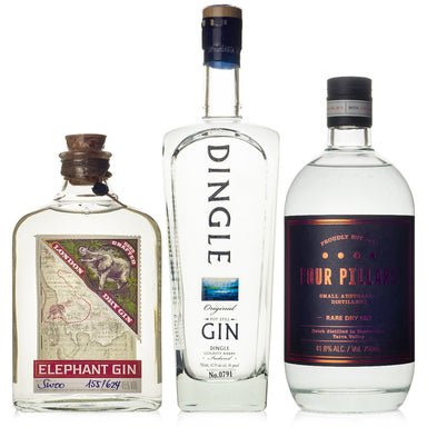 Not London, London Dry Gin Set