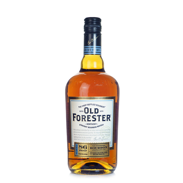 Old Forester 86 Proof Straight Bourbon