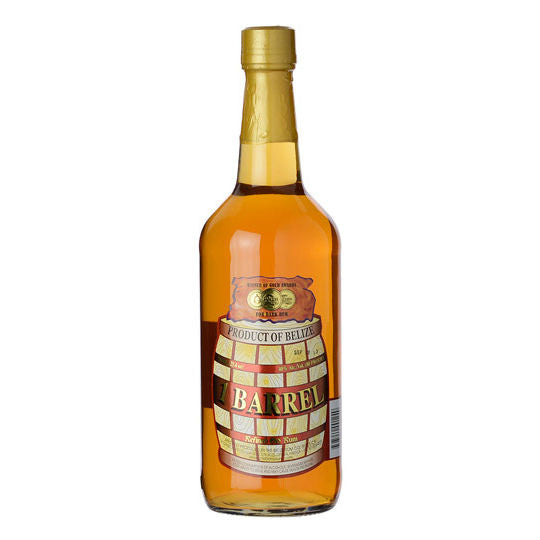 One Barrel Belize Rum