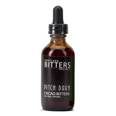 PBP Pitch Dark Cacao Bitters