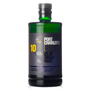 Port Charlotte 10 Year Heavily Peated Single Malt Scotch